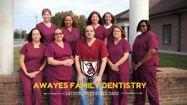 The Staff of Awayes Family Dentistry