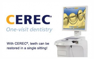 cerec one-visit dentistry